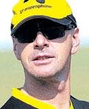 Happy with the bowling, says Siddons