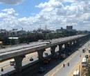 Elevated Hosur road to open on Friday