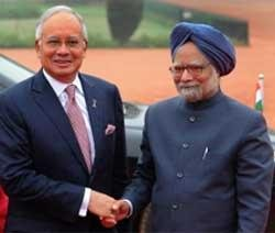 Malaysia wants stronger trade ties with India
