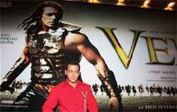 I will take the blame if Veer fails: Salman Khan
