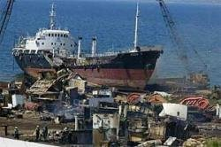 'Safety situation in shipbreaking yards critical'