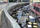 Traffic congestion, slow development irk Guv