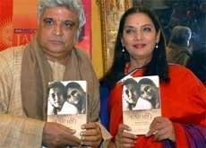 Kaifi Azmi and Shaukat's love story in English