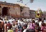 Brahmarathotsava observed with gaiety