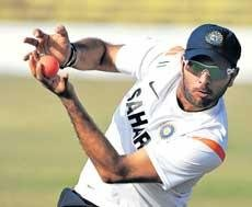 Inconsistent Yuvraj puts Test career on the line