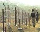 Indo-Pak border fence cut in Jammu, high alert sounded
