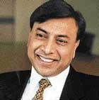L N Mittal drives into Mumbai RTO to get licence