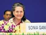 Criminals should not contest polls, says Sonia