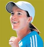 Henin vs Serena final as Murray downs Cilic