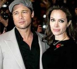 Brangelina not splitting, just covering their assets?