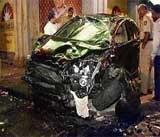 Drunk woman driver kills 2