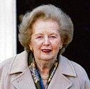 Thatcher went on egg diet: Reports