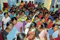 Cash reward for health volunteers identifying leprosy patients
