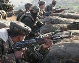 Gunfight between militants, forces in Kashmir ends