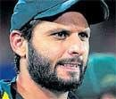 Afridi banned for ball-tampering