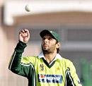 Afridi booked under ICC Code of Conduct