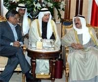 India, Kuwait discuss terrorism, other issues