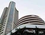 Sensex down 95 points