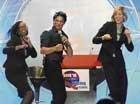 Shah Rukh Khan dazzles