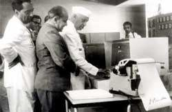 2010: 50 years of India's first digital computer