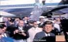 Never-before-seen video of Kennedy on display
