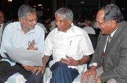 Health Commission mooted for B'lore
