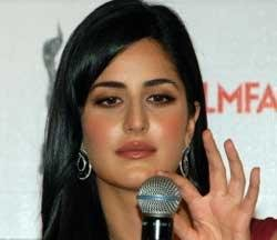 I'm so used to not winning that nomination is enough: Katrina