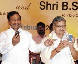 BSNL takes B'lore to 3G
