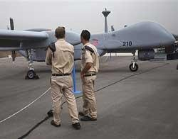 Israel Air Force gets new generation drone