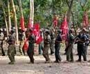 President talks tough on Naxals