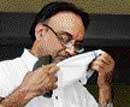 Postal chief  self-sorts Rs 2 crore