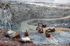 Quarrying in hill wrecks havoc