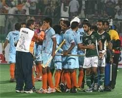 It is just another win, says India's hockey  coach Brasa