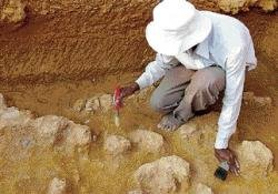 Homo sapiens may have reached India 74,000 yrs ago