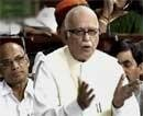 PM committed Parliamentary impropriety, says Advani