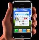 iPhone set to surpass BlackBerry in mobile market