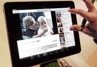iPad to hit US stores, then 9 more countries