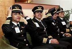 All-woman crew operates Air India flight to New York