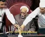 PM calls Ansari to express regret over RS uproar