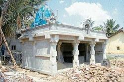 Renovation of 700-year-old temple begins in Birur