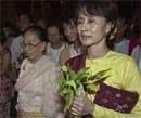 Myanmar election law bars Aung San Suu Kyi from polls