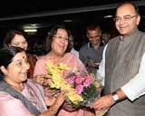 Women's bill: Trouble brewing in BJP