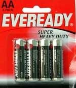 Eveready hikes battery prices by 5-10 percent