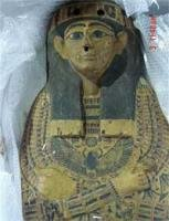 3,000-year-old sarcophagus back in Egypt