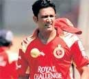 It's not a personal battle, says Kumble