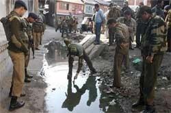 CRPF trooper killed in Kashmir grenade attack