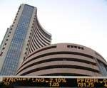 Sensex falls by 77 points in opening trade