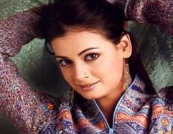 Dia can't believe Arshad cast her in lead role