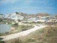 Illegal stone quarry raided in Kadur