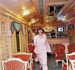 'Southern Splendour' chugs off from B'lore